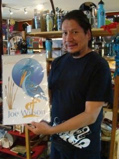 Local talent, First Nations art and culture