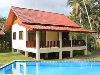 2bedhouses with swimming-pool, Ko Phangan