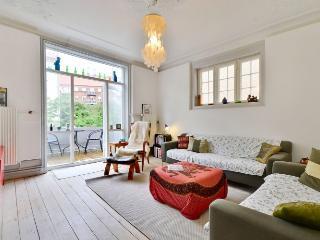 Classic Copenhagen apartment at Frederiksberg