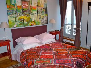 Comfortable Apartment Close to Montmartre