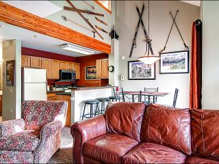 Great for Couples Traveling Together - Beautifully Decorated & Furnished (13154), Breckenridge