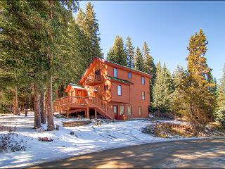 Neslted Back in the Forest Near Natural Brook - Recently Remodeled (13239), Breckenridge