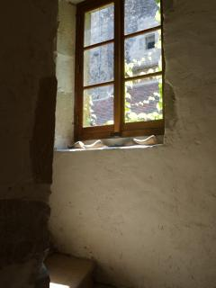 Staircase window