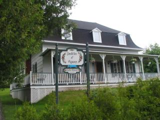 century house in Charlevoix quebec