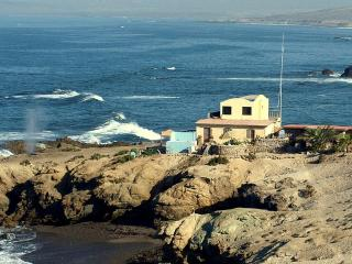 Bahia Asuncion    LA BUFADORA INN  Oceanfront Boutique Hotel at the blowhole!