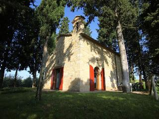 Set in the heart of the Tuscan countryside, offering full privacy and a warm atm