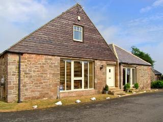 BROADWOOD HOUSE, barn conversion, dog-friendly, external games room, garden, in Beadnell, Ref 25353