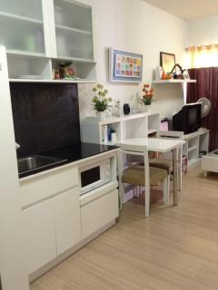 Mini kitchen area