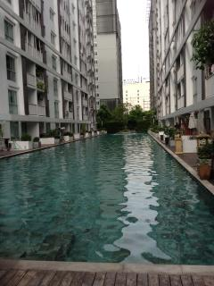 Out door Swim pool 1st floor