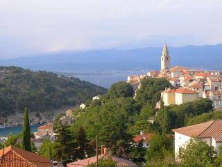 vacation in the picturesque town on the island of Krk, Vrbnik