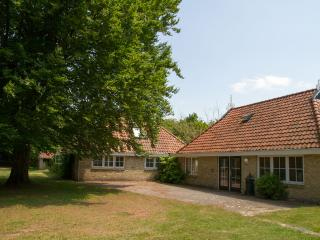 Farmhouse, 8-12p, wheelchair friendly, peace&space, Oldeberkoop
