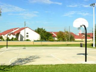 Windsor Hills sand volleyball court