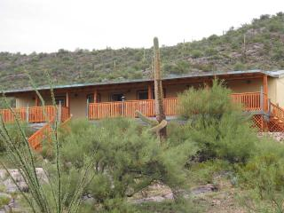 Fabulous desert retreat... secluded on 5 acres