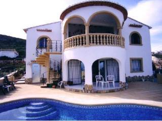 Casa El Casador in Costa Blanca, Alicante, Rafol de Almunia
