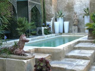 Maison Bleue- Superb 1 Bedroom Rental Arles, Provence, France