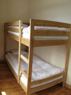 Bunk bed for children or adults