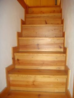 Escadas p/um quarto