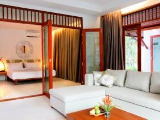 1 King Bed Green Garden Villa with Private Plunge Pool