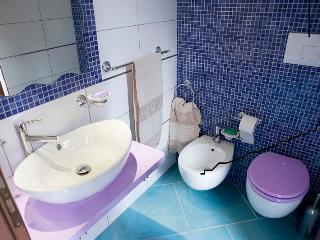 Casa Vacanze Alice & Mari Acqua blu mare, Marina di Ascea