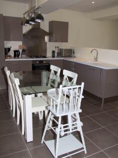 La Tour kitchen