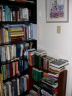 Sitting Room: Library