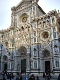Santa Maria del Fiore, less than 10 minutes from the apartment