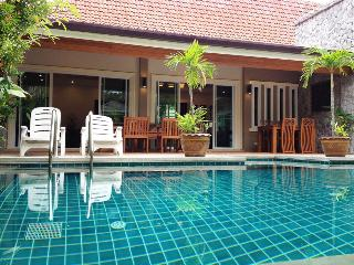 LOTUS- Huge 3 Bedrooms Private Pool Villa in Phuket