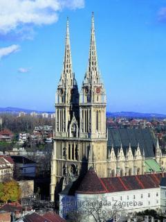 Zagreb-Center Apartment Time Inn