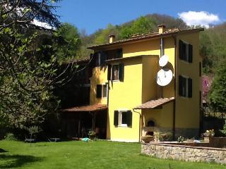 Casa Ilda Tuscan Mountains Circa 1778