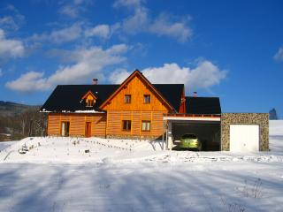 Holiday Home Dolni Morava, sauna, internet
