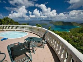 Cinnamon Tarn-  St. John Villa Rental, Cruz Bay