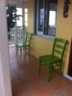The Green Chairs