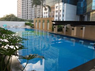 Furnished Studio at Exchange Road, Ortigas Center