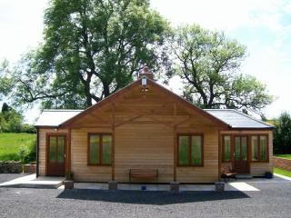 Little Owl Lodge, Durham Dales Alpaca Farm, Luxury