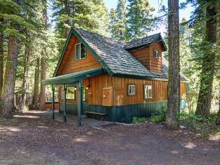 The Alder Cabin, Tahoma