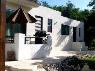 New AKUMAL 2 Bedroom Jungle Retreat A/C & WIFI, Akumal