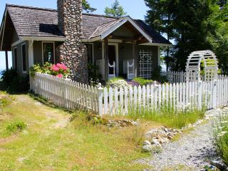 A Fairy Tale Cottage Overlooking the Sea, Salt Spring Island