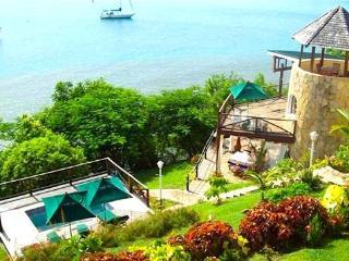 Lance Aux Epines Sugar Mill Tower - Grenada, Lance aux Epines