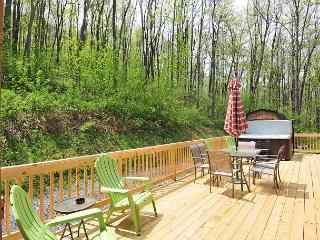 Astonishing 5 Bedroom home in tranquil setting w/ hot tub!, McHenry