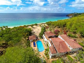 SPECIAL OFFER: St. Martin Villa 245 Direct Access To Baie Rouge Beach. Can Be Rented As A 1-3 Bedroom Villa., Terres Basses