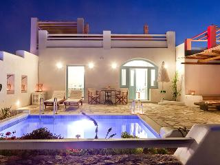 Blue Villas | Zephyros | Spectacular new villa, Vourvoulos