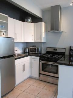Brand New Kitchen and Stainles Steel Appliances