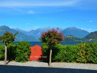 Lake Como Luxurious Lake Front Villa Mariella, Menaggio