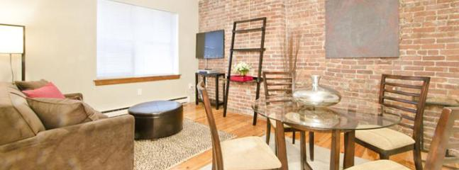 New Back Bay Brownstone Two Bedroom Copley, Boston