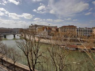 TIBER VIEW: elegant  with terrace next to Navona