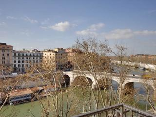 TIBER VIEW - View from the terrace A