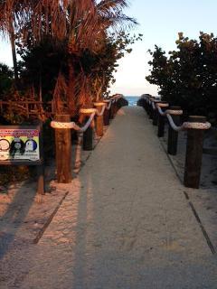 3Rd StreetNorth beach access  'Slater way'