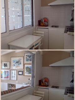 kitchenette details
