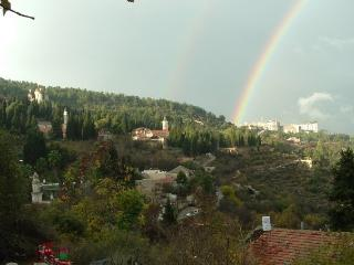 sweetnkarem inheart of ein karem p for 2pp, Jerusalén