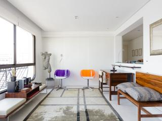 Stylish 2 Bedroom Apartment in Jardins, São Paulo